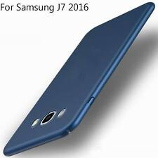 For Samsung Galaxy J7(2016) Luxury Ultra-thin Matte Shockproof Back Case Cover