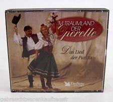 """CD Box mit 3 CD im SET """"Im Traumland der Operette""""  - das Lied der Pusta"""