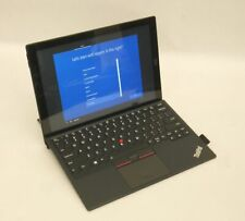 Lenovo ThinkPad X1 Tablet i5-7Y57 1.20GHz 256GB SSD 8GB Win10 Home NO AC Gen 2