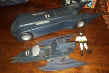 93 Kenner Batman the Animated Series Batmobile W/Figure $55 Free shipp