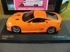 1/43 Minichamps Lexus LFA Bj. 2011 orange 400 166020