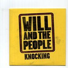 (IZ861) Will & The People, Knocking - 2009 DJ CD