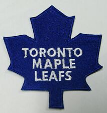 LOT OF (1) HOCKEY TORONTO MAPLE LEAFS EMBROIDERED PATCH (TYPE D) ITEM # 122