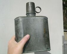 More details for ww2 british large medics water bottle harrison bros & howson 1941 sheffield ramc