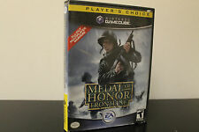 Medal of Honor: Frontline (Nintendo GameCube, 2004) *Tested / Complete