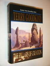 Sword of Truth: The Pillars of Creation Book 7 by Terry Goodkind British Edition