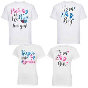 Team Boy Team Girl ,Keeper of the Gender ,gender reveal Tee Unisex  & Childrens