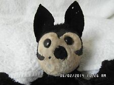 ULTRA RARE STEIFF 1925-26 ONLY Punch Felix The Cat Hand Puppet .