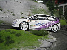 Solido Citroën C4 WRC 2012 1:18 #1 v. Merksteijn Jr Chevallier Hellendoorn Rally