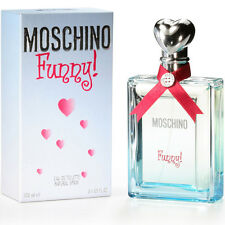 Moschino Funny For Women By Moschino 3.4oz/100ml Edt Spray New In Box