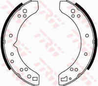 TRW Rear Brake Shoes Set GS6070 - BRAND NEW - GENUINE - 5 YEAR WARRANTY