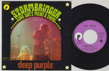 DEEP PURPLE * Stormbringer * 1975 French 45 * COVERDALE METAL *