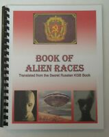 RUSSIAN BOOK OF ALIEN RACES - Blue Planet Project Book #19