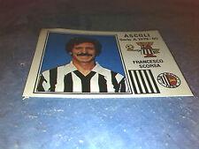 SCORSA Ascoli Figurina Calciatori Panini 1979/80 n°4 Originale Rec