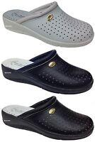 Dek Mujer de Piel Lactancia Cocina Zuecos Zapatos Sandalias Verano las Señoras