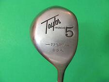 "41 1/2"" Taylor Made 23 Degree #5 Wood. Regular Flex TayLite Steel Shaft."