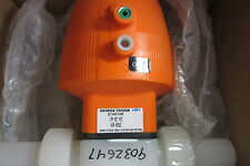 NEW GEORGE FISCHER 199-027-493 DIAPRAGM VALVE