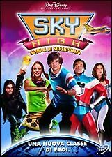 Sky High - Scuola di Superpoteri - DVD Disney