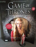 Figurine Cersei Lannister (Queen Regent) Game Of Thrones Issue 30 EAGLEMOSS