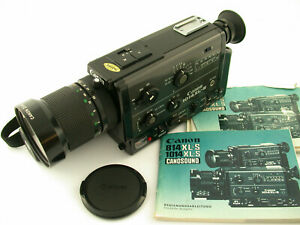 CANON 1014 XL-S 1014XL-S prime S-8 Super Top model 1,4/6,5-65 tested new seals !