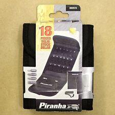 Piranha x62515 18 Piezas pedacito de destornillador Set de almacenamiento Cartera Pz Ph Torx ranura
