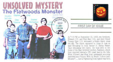 COVERSCAPE computer generated The Flatwoods Monster Mystery FDC