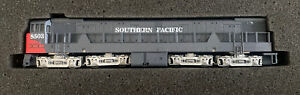 n scale con cor #001-003304 U-50 diesel southern pacific SP #8503 Locomotive