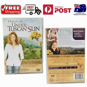 Under The Tuscan Sun | DVD Region 4 (PAL) (Australia) - Like New *FREE SHIPPING