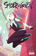 SPIDER-GWEN #5  Heroes Aren't Hard To Find / HeroesCon BABS TARR Variant Cover