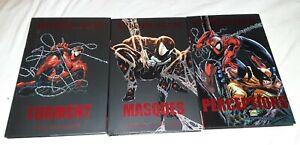 Marvel Comics Hardcover Spider-Man Torment, Masques & Perceptions Todd Mcfarlane