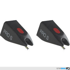 Ortofon Pro S Genuine Replacement Stylus for Concorde/Om (Pair)