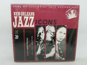 Various - New Orleans Jazz Icons ( Musik CDs  )NEU