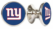 NEW YORK GIANTS NFL DRAWER PULLS / CABINET KNOBS