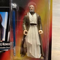 Ben (Obi-Wan) Kenobi - Star Wars: Power Of The Force - POTF Short Saber - Fig A