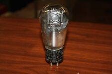 TYPE 145 ( 45 ) ARCTURUS ETCHED BASE VINTAGE GLOBE TUBE