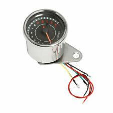 Motorcycle LED Backlight Tachometer Speedometer Gauge Fit for JIALING-70 Chopper