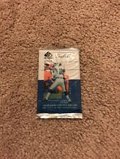 2000 SP Authentic UNOPENED Pack