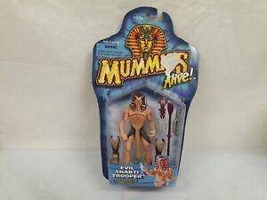 Mummies Alive Evil Shabti Trooper with Javelin Action Figure