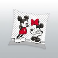 Disney Mickey Minnie Kissen Kuschelkissen Dekokissen 40 x 40 cm