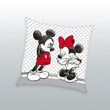 DISNEY MICKEY MINNIE Coussin coussin 40 x 40 cm