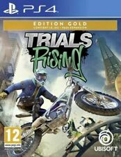 Jeu PS4 TRIALS RISING - EDITION GOLD