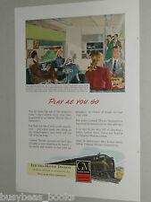 1948 General Motors Diesel advertisement, PENNSYLVANIA RR  EMD