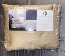 Hotel Collection 525 Thread Count Cotton LIGHT BRONZE Queen Sheet Set $250