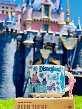 Disneyland Disney Parks Starbucks Been There Espresso Mug Ornament 2 fl oz