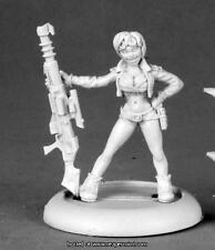 Reaper Miniature Dark Haven Legend Gretha Female Sniper RPR 50156