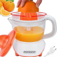 elektrische Zitruspresse Entsafter Fruchtpresse Zitronenpresse 40w 1000ml