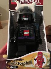 New in Box Lego Ninjago Black Gardamon Torch (flashlight)