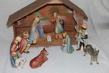 !!!Goebel Hummel Nativity Set...25% OFF CHRISTMAS SPECIAL!!!