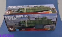 HobbyBoss 85515 Soviet MBV-2 (F-34 GUN) Military Plastic Assembly Model Kit 1/35