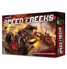Warhammer 40K- Orks Speed Freeks Box Set - Brand New in Box! - Free 2-Day Ship!